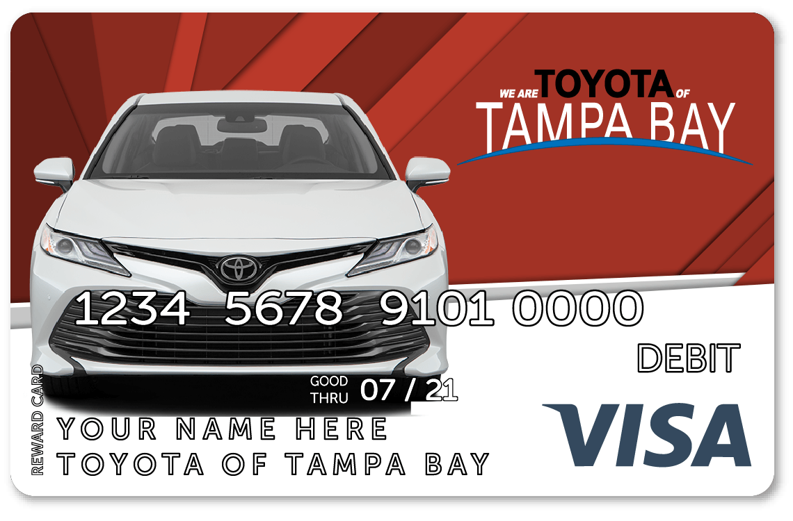 Toyota Of Tampa Bay Dealership Serving Brandon Wesley 1997 Camry Fuel Filter Location Chapel